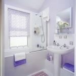 Стены в ванной. Материалы для отделки стен в ванной.